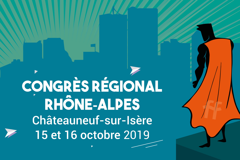 Congrès Régional Rhône-Alpes